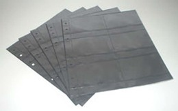 5 Prophila Kobra Telefonkarten-Hüllen Mit Beschriftungsfeldern - Matériel