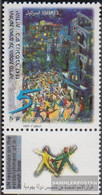 Israel 1442I With Tab (complete Issue) Unmounted Mint / Never Hinged 1997 Founding Jewish State - Israel