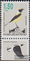 Israel 1258y I With Tab Unmounted Mint / Never Hinged 1993 Songbirds - Unused Stamps (with Tabs)