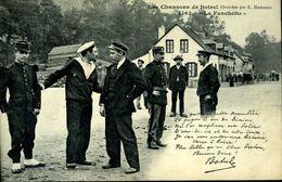 """Bretagne : Les Chansons De Botrel """"La Fanchette"""" Illustrées Par Hamonic - Bretagne"""