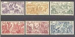 Inde: Yvert N° A 11/16**; MNH; Cote 13.20€ - India (1892-1954)