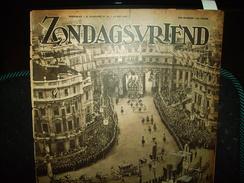 """-**ZONDAGSVRIEND  -**n°20-13/5/1937-""""STOEPE, Een Mooie  Bedevaartplaats  (1,5 Blz.)+ - Magazines & Newspapers"""