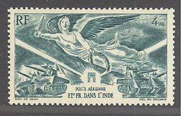 Inde: Yvert N° A 10**; MNH; Cote 1.30€ - India (1892-1954)