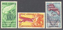 Inde: Yvert N° A 18/20**; MNH; Cote 44.00€ - India (1892-1954)