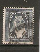 IRAQ 1932 ½ Dinar SG 153 FINE USED Cat £75 - Iraq