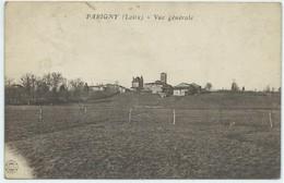 Parigny-Vue Générale (Très Légère Pliure Haut à Gauche,voir Scan) (CPA) - France