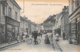 IVRY LA BATAILLE - Vue Prise Grande Rue - Ivry-la-Bataille