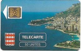 @+ Monaco - Rocher De Monaco En 50U - SC4 (serie 106772) - Monaco