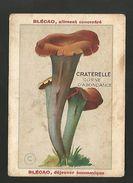 CHROMOS BLECAO - CHAMPIGNON CRATERELLE - Chromos