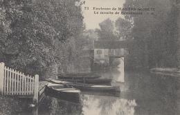 Mantes La Jolie 78 - Moulin De Dennemont - Mantes La Jolie