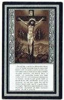 Doodsprentje/Image Mortuaire. Bockx/Raeymaekers. Gierle 1882/Arendonck 1909. - Imágenes Religiosas