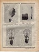 LE MONDE ET LA SCIENCE N°42  PAGE 1313  A 1328   LUMIERE (FIN)  MAREYEURS LA MER (DEBUT) - Other