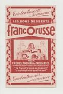 BUVARD FRANCORUSSE - Cake & Candy
