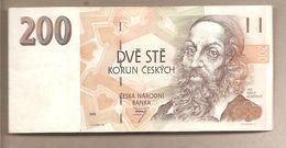 Rep. Ceca - Banconota Circolata Da 200 Corone - 1993 - Czech Republic