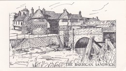 SANDWICH -THE BARBICAN - England