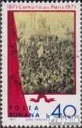 Roumanie 2918 (complète.Edition.) Neuf Avec Gomme Originale 1971 Paris Commune - 1948-.... Repubbliche