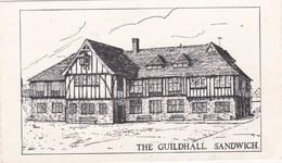 SANDWICH -THEGUILDHALL - England