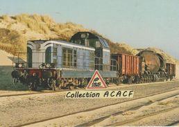 BB 66494 Et Train De Fonte En Fusion, à Dunkerque (59) - - Trains