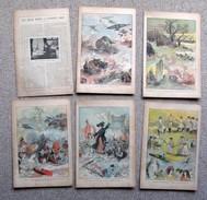 2 Scans Presse 1907 - Voyante Madame De Thèbes / Voyance Astrologie ... Prédictions Diverses Dessins De Robida 216CH4 - Vieux Papiers