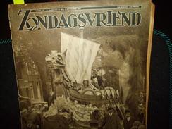 "-**ZONDAGSVRIEND  -**n°36-2/9/1937-""AARSCHOT  In  Feest (2 Blz.)+ - Magazines & Newspapers"