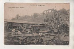 LONGJUMEAU - Accident De Chemin De Fer - Longjumeau