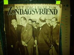 """-**ZONDAGSVRIEND  -**n°31-29/7/1937-""""WAASMUNSTER(2 Blz.)+Publiciteit -cichorei De Beukelaer - Magazines & Newspapers"""