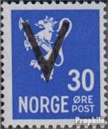 Norvège 248Y Oblitéré 1941 émision De Surcharge - Gebraucht