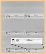 10x KOBRA-Telefonkartenblatt Nr. G26E - Phonecards