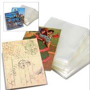 SAFE 9248 100 Postkarten-Hüllen Für Alte Postkarten - Telefonkarten