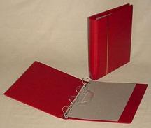 KOBRA-Ringbinder Combi Skai Nr. RS Braun Brown - Stockbooks