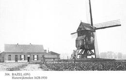 Windmolen Molen  Bazel  Hanewijkmolen        I 1939 - Windmolens