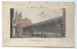 CARHAIX - Le Marché Couvert N°14 ( Voyagé 1915) - Carhaix-Plouguer
