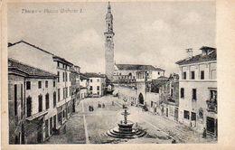 Vicenza - Thiene - Piazza Umberto I - - Vicenza