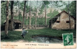 21 LOREZ-le-BOCAGE - Fontaine Carrée - Autres Communes
