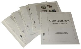 Lindner 120b Germany Complete Offer BundesRepublic Germany - Illustrated Album Pages Year 1949-2014 - Albums & Binders