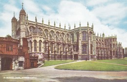 St Georges Chapel, Windsor Castle (pk40624) - Windsor Castle