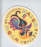 PALEO FESTIVAL NYON 1997 - EN L'ETAT - V/IMAGE - Sous-bocks