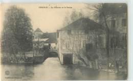 33465 - CHABLIS - LE GAUTIER ET LE SEREIN - Chablis
