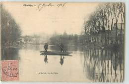 33473 - CHABLIS - LE SEREIN VU DU PATIS - Chablis
