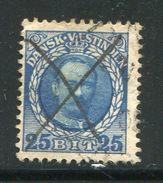 ANTILLES DANOISES- Y&T N°40- Oblitéré - Denmark (West Indies)