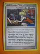 Carte Pokémon - Dresseur - La Recherche D'Amelle - 119/132 - Merveilles Secrètes - 2008 - C - Pokemon