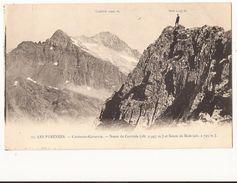 Hautes Pyrénées Cauterets Gavarnie Soum De Cestrède Et Soum De Male - Cauterets