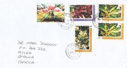 St Vincent & Greandines 2006 Carnaval Shrub 15c 40c 50c Cover - St.Vincent (1979-...)