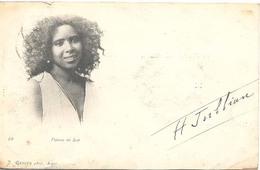 Algerie, Femme Du Sud  ( 2 X Scan) - Vrouwen