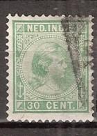 Ned Indie 1892 Wilhelmina 30 Cent NVPH 28 - Nederlands-Indië