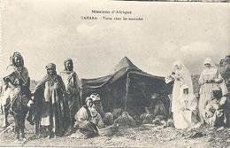 Algerie, Missions D'Afrique, Sahara, Visite Chez Les Nomades - Algerije
