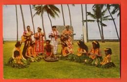 GAJ-15  Entertainers At Waikiki Honolulu  Not Used - Honolulu