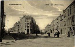 CPA `s-GRAVENHAGE Galilei- En Edisonstraat NETHERLANDS (602007) - Den Haag ('s-Gravenhage)