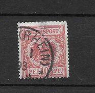 LOTE 1477   ///    ALEMANIA IMPERIO      YVERT Nº: 47  CON FECHADOR  DE  RHEIN - Allemagne