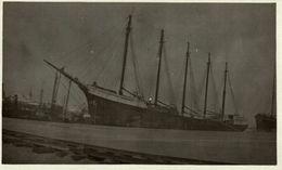 CHRIS MOLLER     +- 11 * 6.5 CM BARCO BOAT Voilier - Velero Sailboat - Barcos